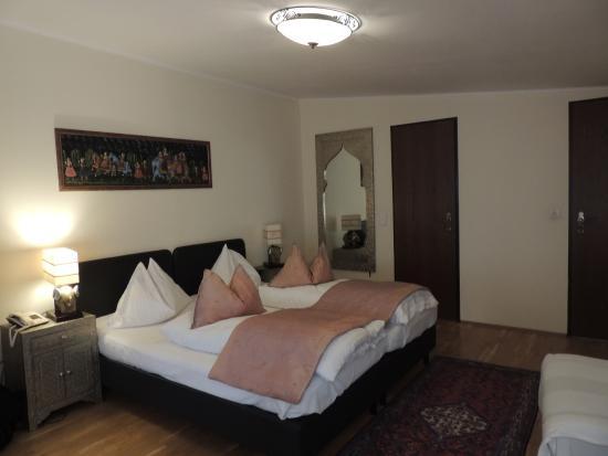 Landidyll Hotel Nudelbacher: Room