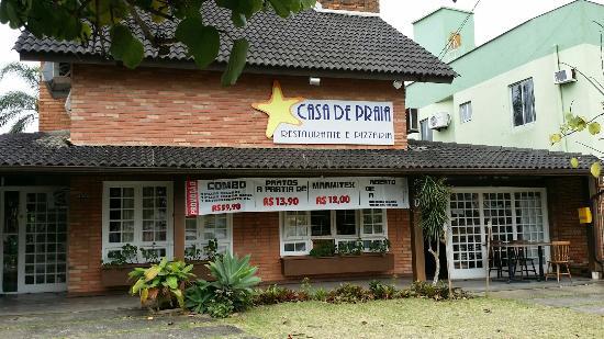 Casa de Praia Restaurante E Pizzaria