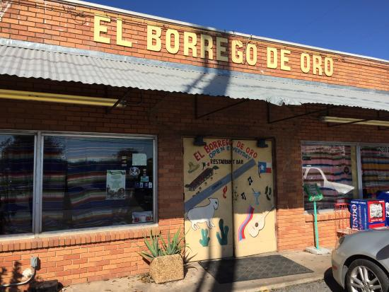 Photo of Mexican Restaurant El Borrego de Oro at 3900 S Congress Ave, Austin, TX 78704, United States