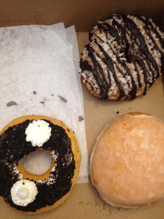 Rising Donuts