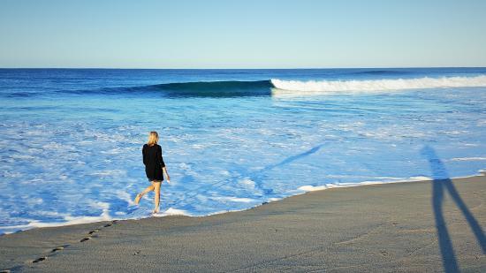 Тодос-Сантос, Мексика: Impeccable beaches for daily walks