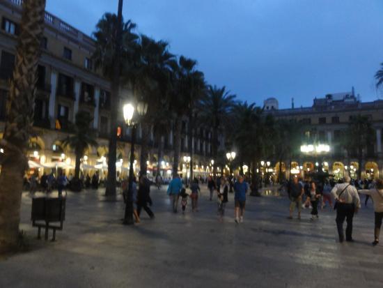 Noche foto di nh sants barcelona barcellona tripadvisor for Noche hotel barcelona