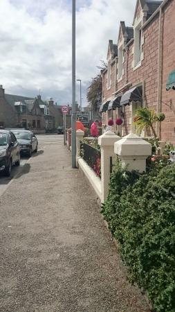 Eskdale Guest House : street view