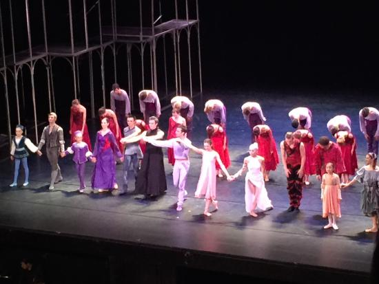 State Opera : Curtain Call