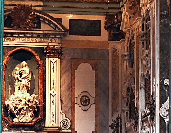 Chiesa del Santissimo Nome di Maria e degli Angeli custodi