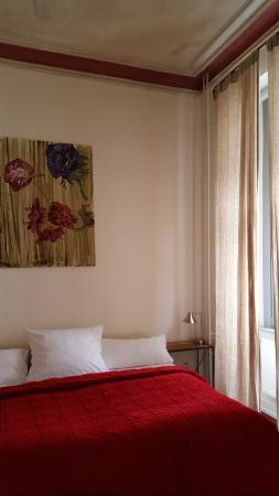 Hotel Miraflores: Geschmackvolles Schlafzimmer