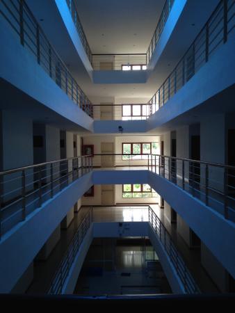 Joy Residence: View inside