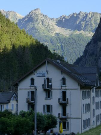 Trient, สวิตเซอร์แลนด์: Hotel Ourse