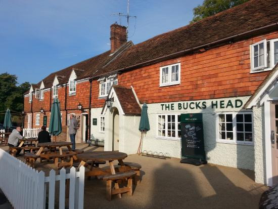 Image result for the bucks head meonstoke
