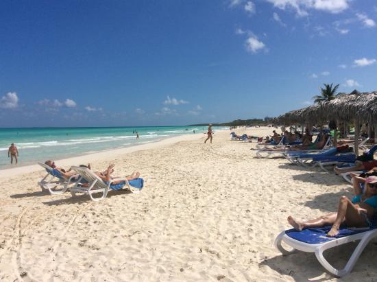 Memories Paraiso Beach Resort Plage