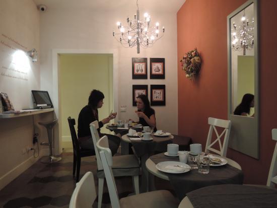 Le Stanze di Orazio: Breakfast room