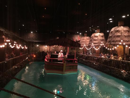 Floating Bandstand Picture Of Tonga Room Amp Hurricane Bar