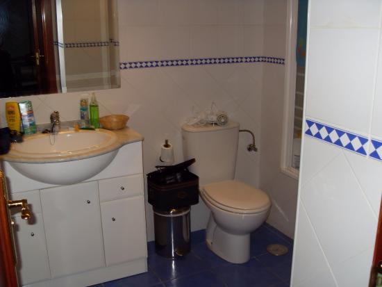 LuxSevilla Bormujos : baño