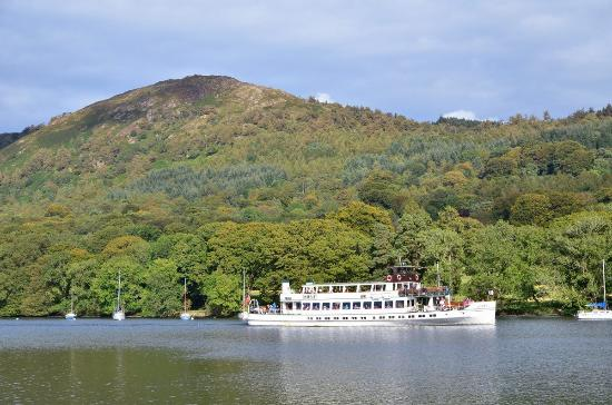 Bowness-on-Windermere, UK: Your transportation for today