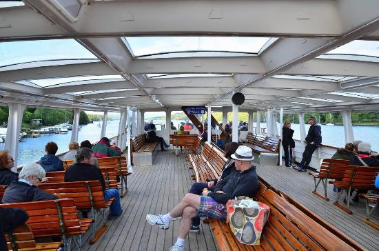 Bowness-on-Windermere, UK: Leisurely atmosphere