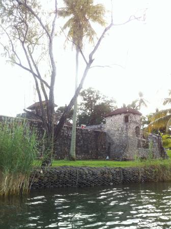 Rio Dulce, Γουατεμάλα: castillo