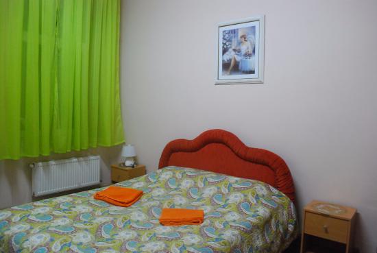 Tiger Hostel: Комната