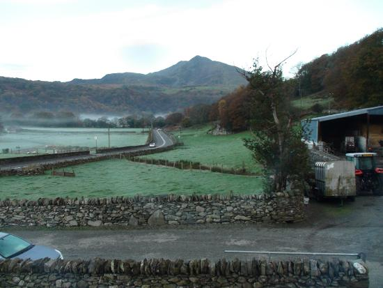 Capel Curig, UK: A photo from the B&B