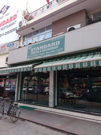 Standard Sweets & Restaurant