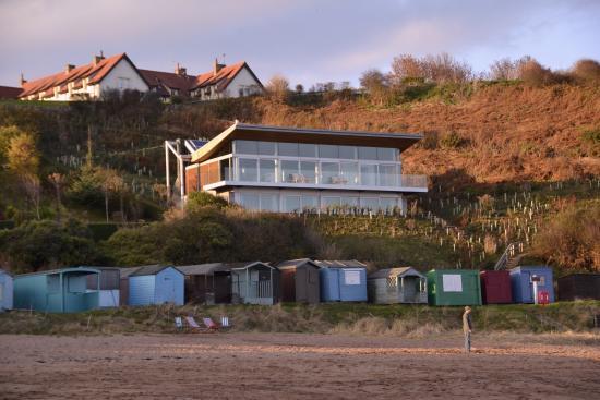 Coldingham Bay Glass House