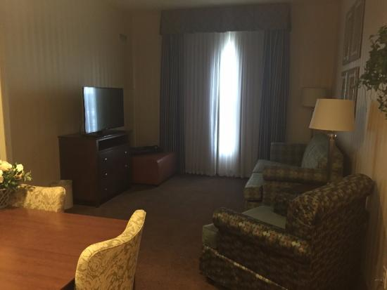 Homewood Suites by Hilton Sacramento Airport-Natomas: room