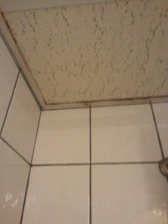 Esat Hotel: dirty, room 506