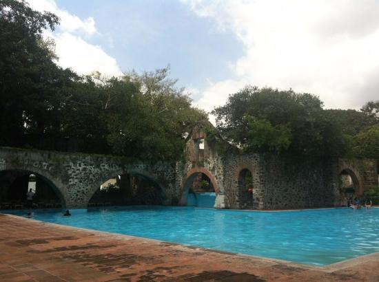 Hotel Hacienda Cocoyoc: piscina