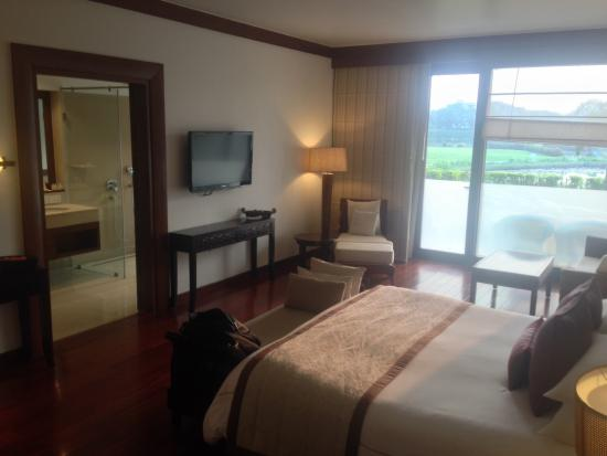 Jaypee Greens Golf and Spa Resort: Room view