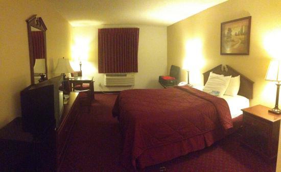 Days Inn Richmond: Comfortable room