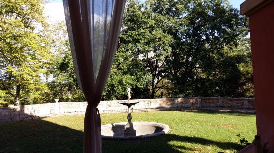 Agriturismo & Country House Villa Poggiolo : I giardini
