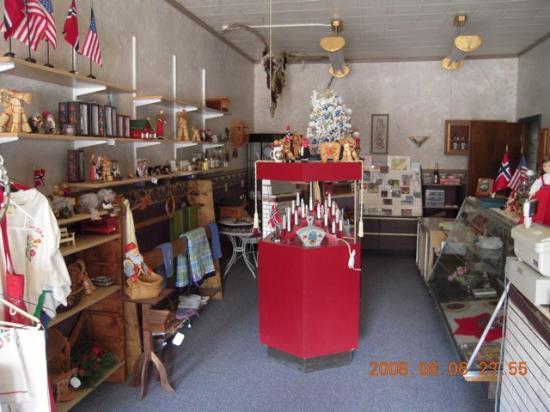 Hanska, MN: Alicia's store