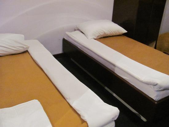 Inex Krajina Hotel : Apartman, soba 1