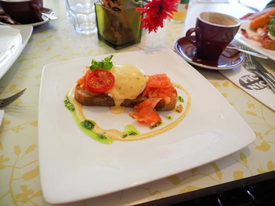 Picnic Cafe Rotorua Menu