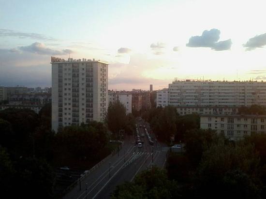 Panorama foto van ibis budget paris porte de vincennes - Hotel ibis budget paris porte de vincennes ...