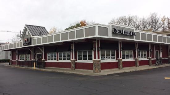 Red Lobster - Paramus, NJ (Front and Side View)