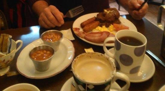 Stockwell Artisan Foods: Breakfast large