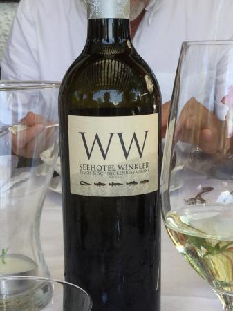 Neumarkt am Wallersee, Áustria: Perfekte Weinbegleitung.