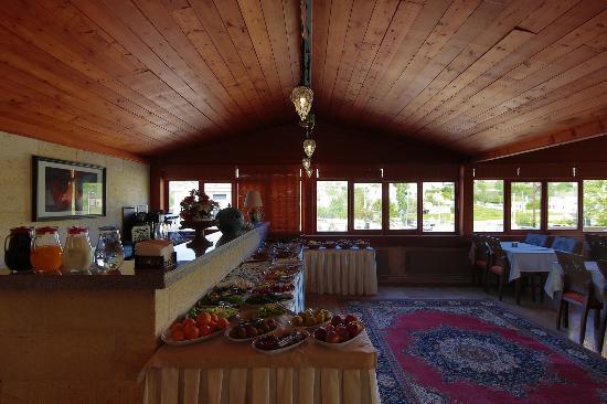 Heybe Hotel: Breakfast
