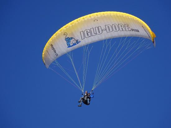 SkyGlide Paragliding Lake Lucerne : SkyGlide'ing