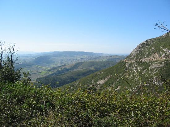 Alenquer, โปรตุเกส: Vista para Sudoeste