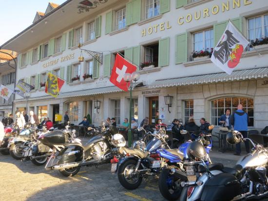 Hotel Krone : Foto vom 8.11.2015