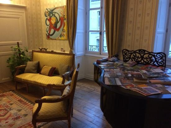 Loire-Sejours : The Grand salon
