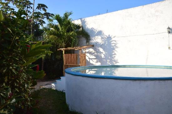 Hostal del Fraile: pool