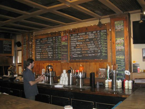 South Royalton, VT: Beer List