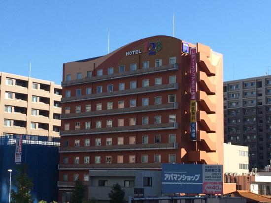 Hotel 1-2-3 Takasaki