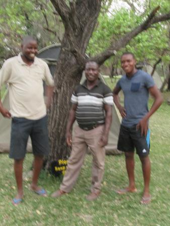 Karibu Safari: Josia, Jaison, Mathias