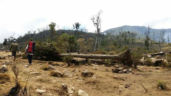 Malino, Indonezja: Gunung Bawakaraeng