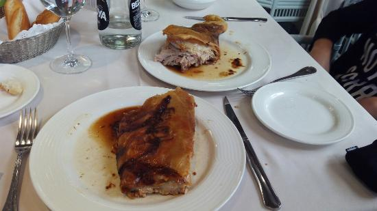 Restaurante La Cocina De Segovia   Fachada De Restaurante La Cocina De Segovia Del Hotel Los Arcos