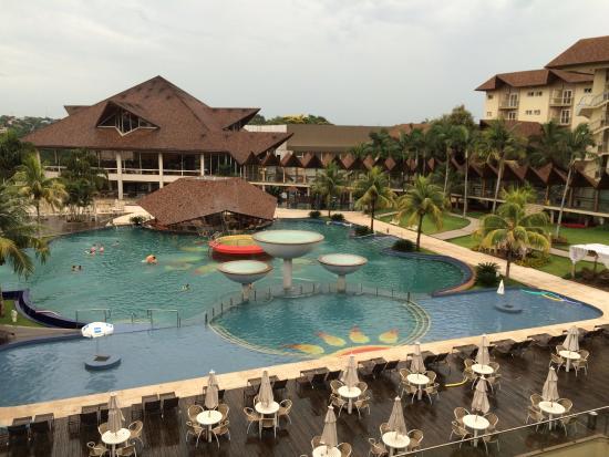Piscinas foto de recanto cataratas thermas resort for Cataratas para piscinas