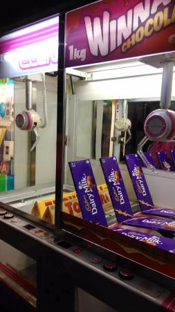 Funtasia Waterpark: win some out of date chocolate